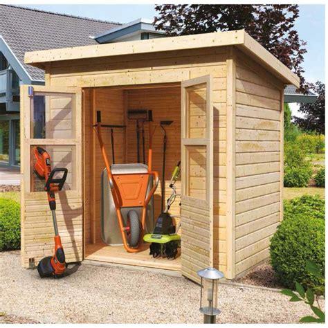 Gartenhaus Holz Klein