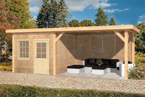 Gartenhaus Qs