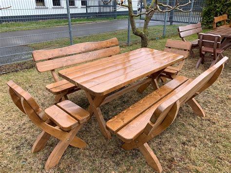 Gartenmöbel Holz Massiv
