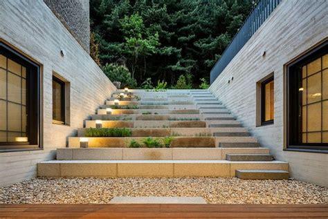 Gartentreppe Modern