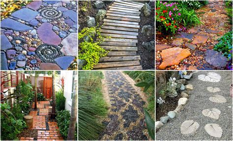 Gartenwege Anlegen Ideen