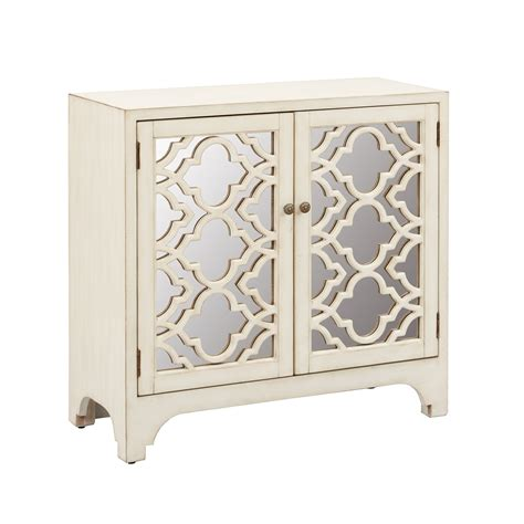 Gartner Lattice Accent 2 Door Chest