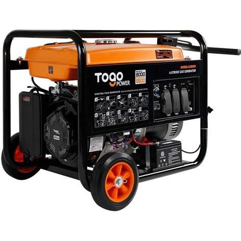 Gas Generator For Home Use