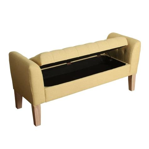 Gebhardt Upholstered Storage Bench