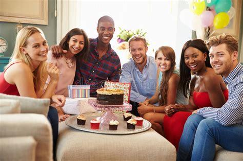 Geburtstag Zuhause Feiern