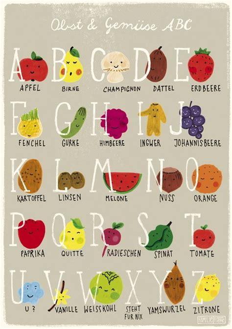 Gemüse Abc