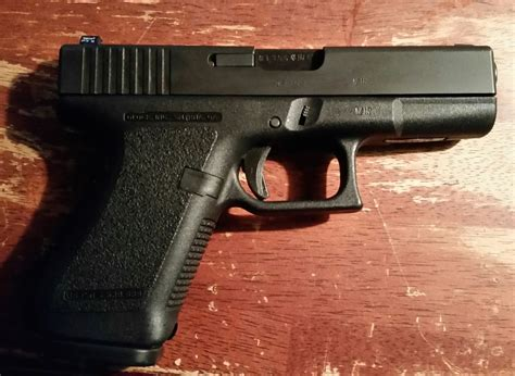 Glock-19 Gen 2 Glock 19 Problems.