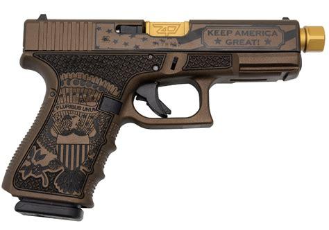 Glock-19 Gen 4 Glock 19 Threaded Barrel.