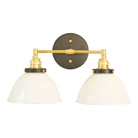 Genaro 2-Light Rectangle Shade Vanity Light