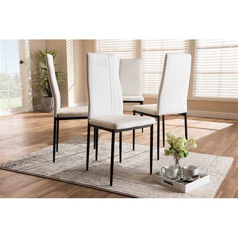 Genaro Upholstered Dining Chair (Set of 4)