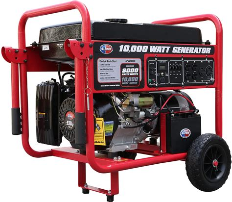 Generator For A House