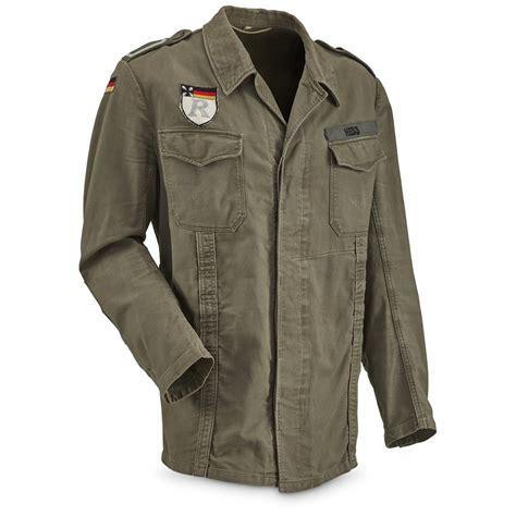 Army-Surplus German Army Surplus Jacket.