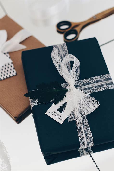 Geschenkverpackungen Ideen