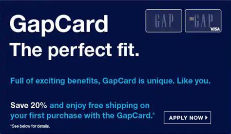 Get Gap Credit Card Gap Credit Card Credit Card Rewards Gap Gap
