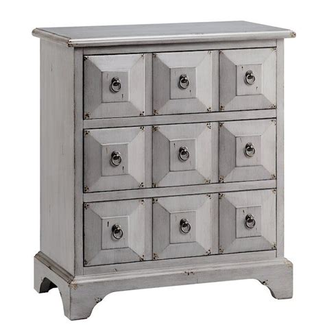 Gianna 3 Drawer Accent Chest