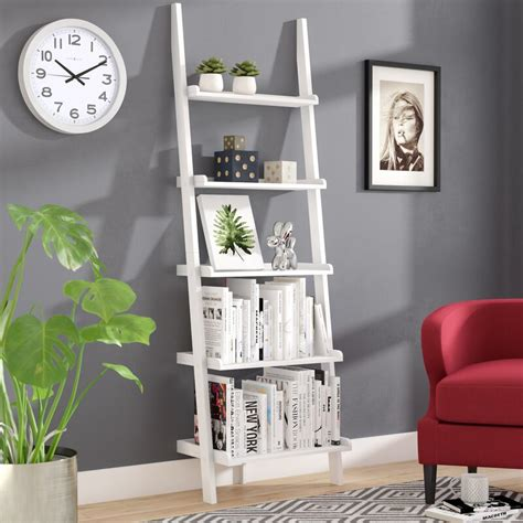 Gilliard Ladder Bookcase