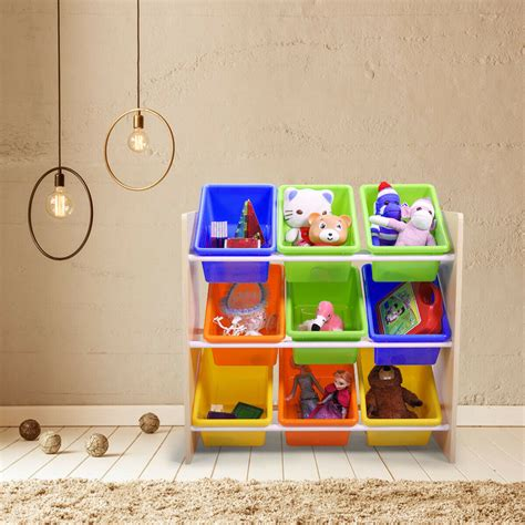 girls toy storage organizer