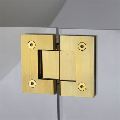 Glass To Glass Hinges