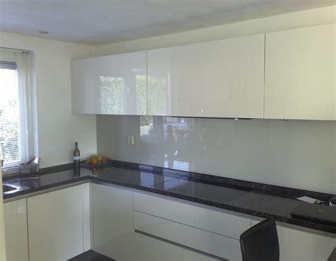 Glaswand Voor Keuken