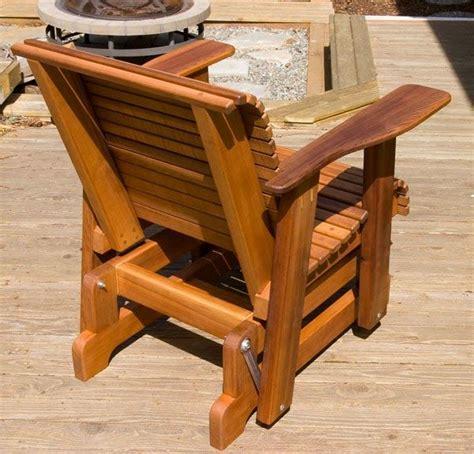 Glider Chair Diy