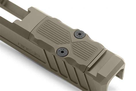 Glock-19 Glock 17 Slide On 19 With Adapter.