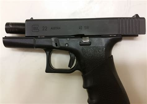 Glock-19 Glock 17 Slide Stuck On 19 Frame.