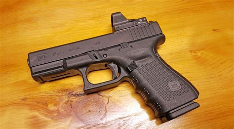 Glock-19 Glock 17 Vs 19 Home Defense.