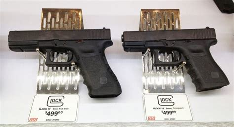 Glock-19 Glock 17 Vs 19 Price.