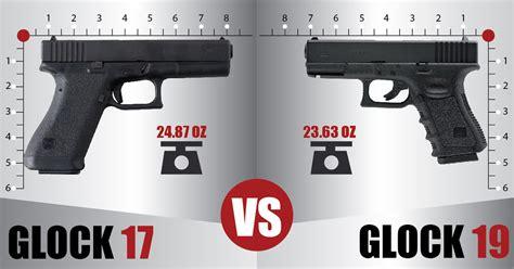 Glock-19 Glock 17 Vs Glock 19.