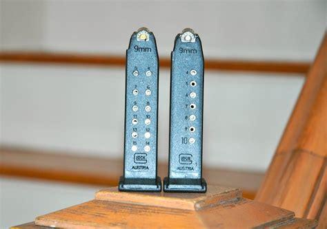 Glock-19 Glock 19 10 Round Vs 15 Round.