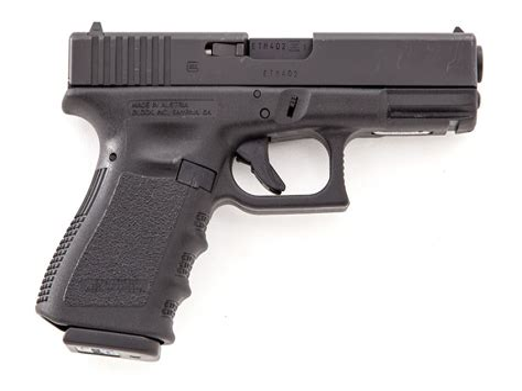 Glock-19 Glock 19 3rd Gen Review.