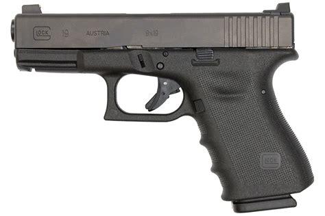 Glock-19 Glock 19 9mm Vickers Rtf2 Handgun Gen 3.