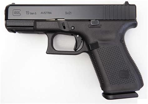 Glock-19 Glock 19 9x21.