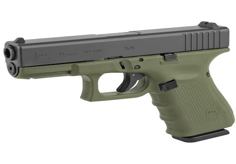 Glock-19 Glock 19 Action Type.