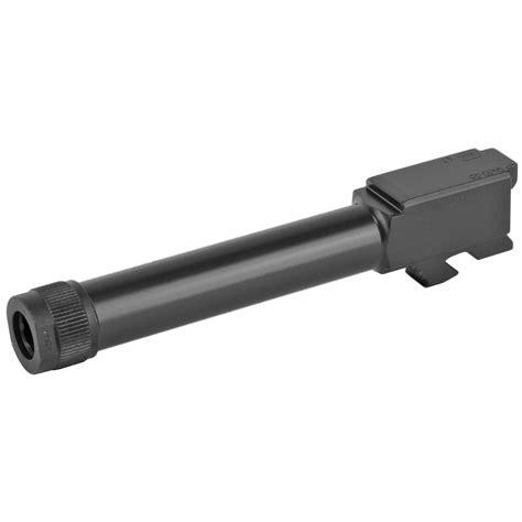 Glock-19 Glock 19 Aftermarket Threaded Barrel.