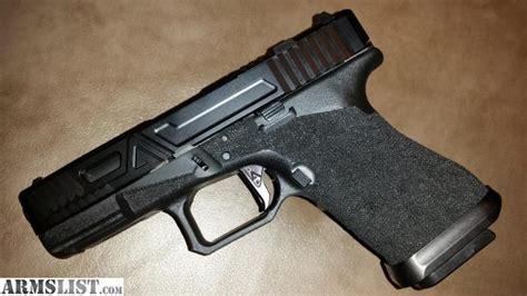 Glock-19 Glock 19 Agency Arms Magwell.