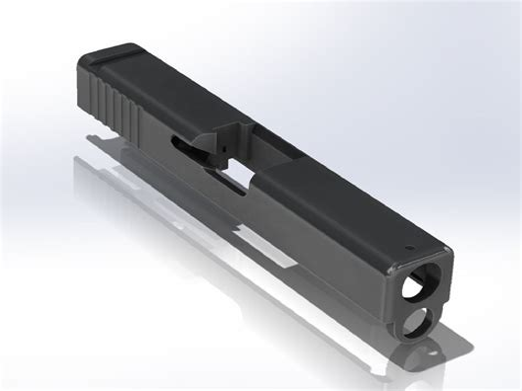 Glock-19 Glock 19 Cad File.
