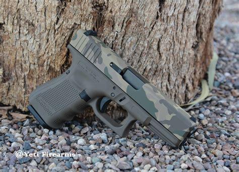 Glock-19 Glock 19 Camo.