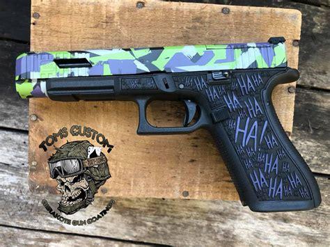 Glock-19 Glock 19 Cerakote Joker.