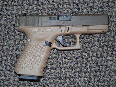 Glock-19 Glock 19 Colors.