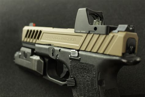 Glock-19 Glock 19 Custom Slide.