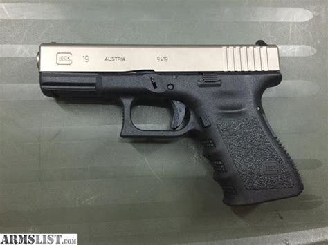 Glock-19 Glock 19 Exo Talo.