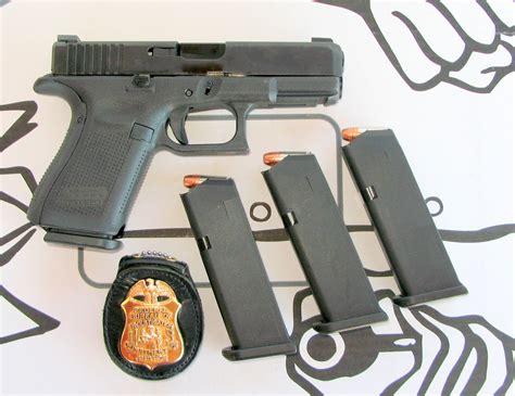 Glock-19 Glock 19 Fbi.