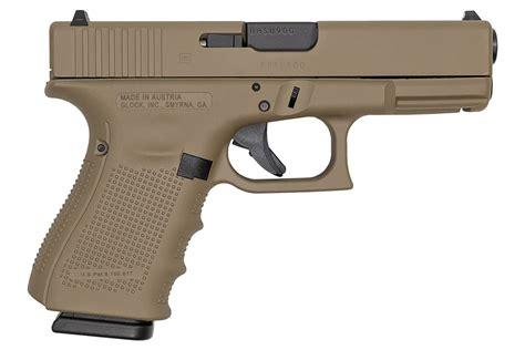 Glock-19 Glock 19 Flat Dark Earth.