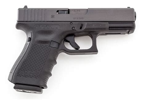 Glock-19 Glock 19 Fourth Generation.