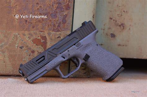 Glock-19 Glock 19 G4 Gray.