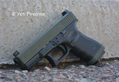 Glock-19 Glock 19 G4 Mos.
