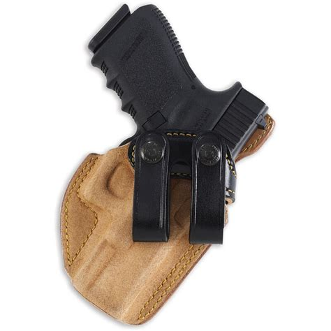 Glock-19 Glock 19 Galco Leather Holster.