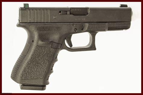 Glock-19 Glock 19 Gen 3 First Gun.