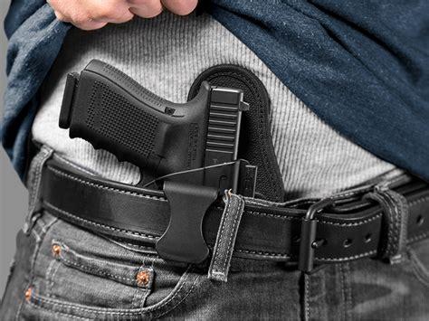 Glock-19 Glock 19 Gen 4 Concealed Carry Holster.